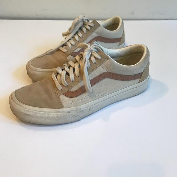 Madewell X Vans Old Skool Sneaker